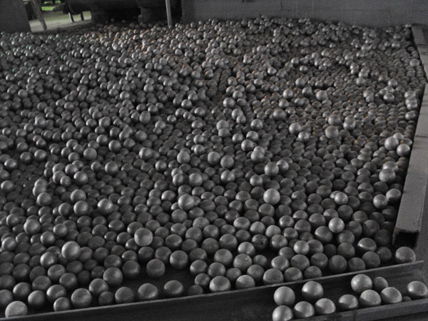 high chrome cast grinding steel ball for mining and cement