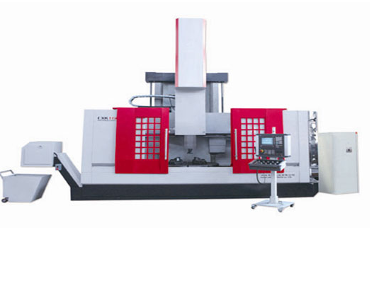 CNC Single Column Vertical Turning and Milling Center