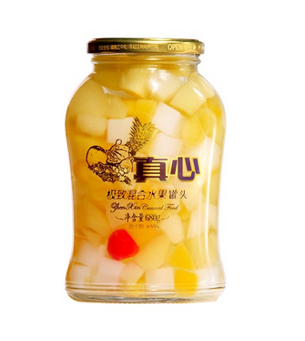 Zhenxin Canned Fruit Cocktail in Light Syrup
