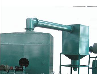 XCJ-Series Steel Pipe Deruster