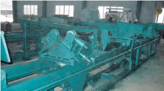 DXJ-Series Pipe Threading Lathe Supporting Auxiliary Machine