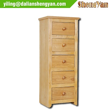 Living Room Storage Narrow Chest of Drawers