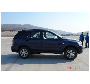 LANDSCAPE SUV AUTOMOBILE