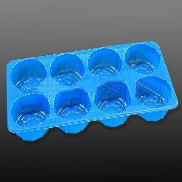 Low Temperature Resistant Frozen Food Container