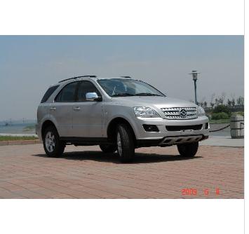 Landscape CUV(2WD/4WD/Diesel/Gasoline)