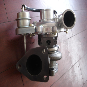Toyota turbocharger oil cooled