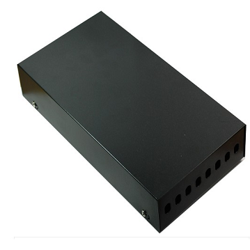 SC/FC/ST connector optical fiber cable termination box