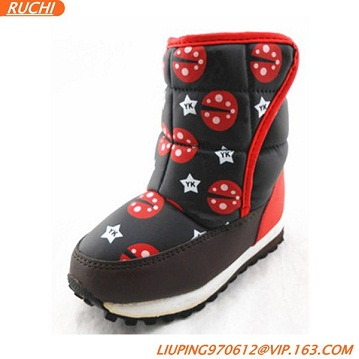 children warm winter boot cold weather boots