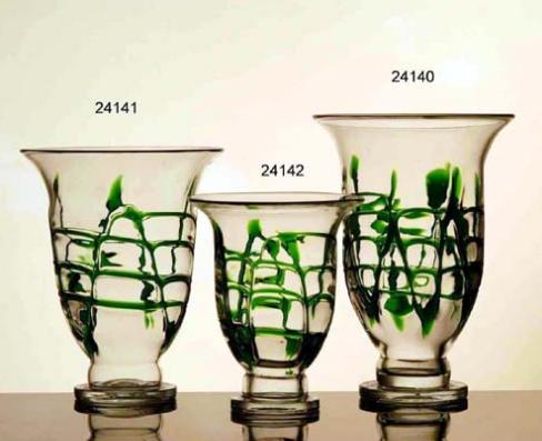 Glass Vases (24140/24141/24142