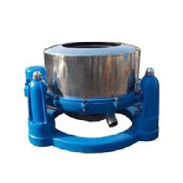 Laundry centrifugal extractor explosion proof