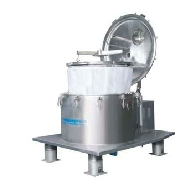Bag Lifting Top Discharge Plaster Centrifuge Separator