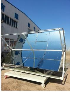 Solar thermal heating equipment