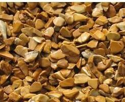 Wood-grain pebble stone(30-35mm)