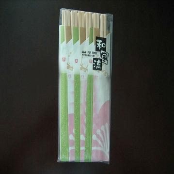 eco-friendly wooden chopsticks