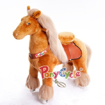 PonyCycle children playing riding Toy Amusement Riding Toy
