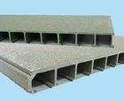 High Strength Fiberglass FRP GRP deck flooring