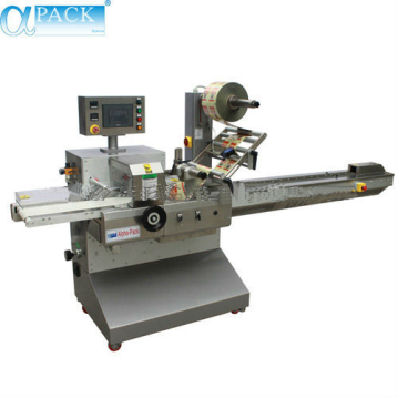 Servo motor Horizontal pillow packing machine