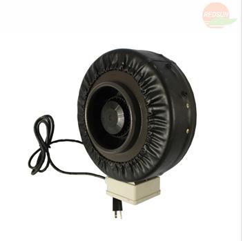 6 hydroponic grow tent duct fan inline fan