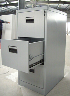 Modern Office Steel Storage Cabinet, Steel File Cabinet
