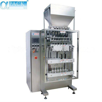 Muti-line Stick Packing machine