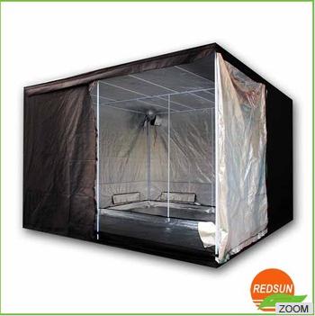 300x300x200cm hydroponic systems grow tent/600d mylar grow tent/hydroponics grow box