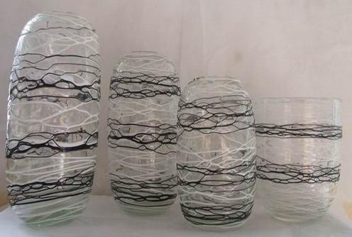 Glass Vase - 5