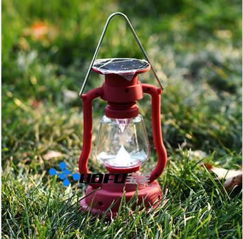 Solar lantern, solar camping lantern