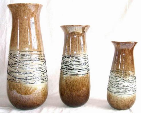 Glass Vase - 9