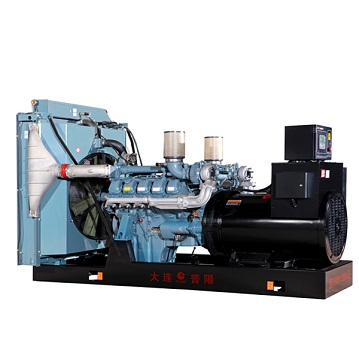 220kw--800kw man slient german for office use generators