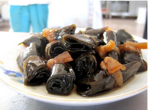 Seasoned Kombu