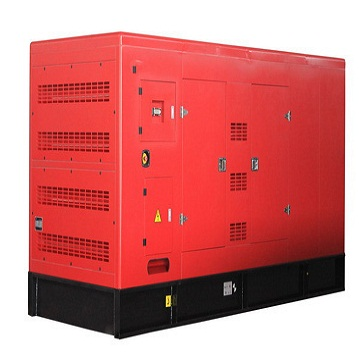 500kw/625kva Mitsubishi water cooled generator soundproof