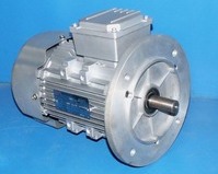 Aluminum Zinc Die cast AC/DC Motor Housing