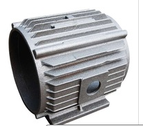 Horizontal Aluminum Motor Housing