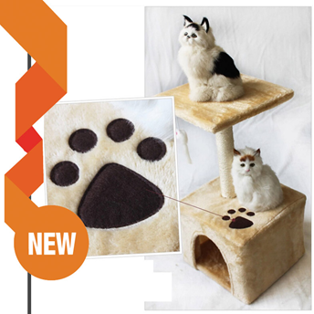 Grace Pet High Quality Cat tree house Bulk wholesale cheap, custom design