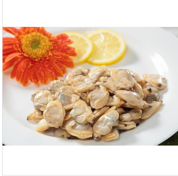 Short necked clam meat