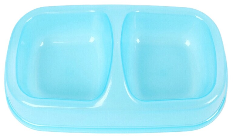 2014 new pet products plastic pet food container unique products