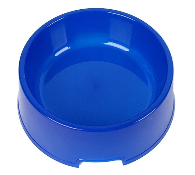 2014 new pet product plastic dog food container unique products from china