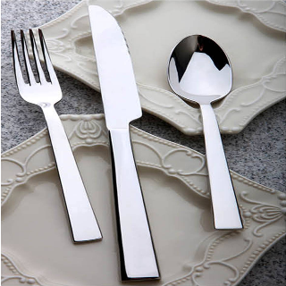 Pattern Series Stainless Steel Tableware