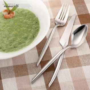 Feather Series Stainless Steel Tableware