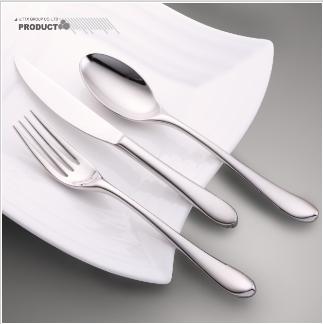 extraordinary Series Stainless Steel Tableware