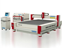 waterjet cutting machine CNC
