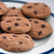 ot sale 225g chocolate cookies