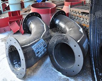 haweier Chromium Carbide Overlay wear pipes