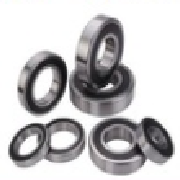 High-speed textile bearings