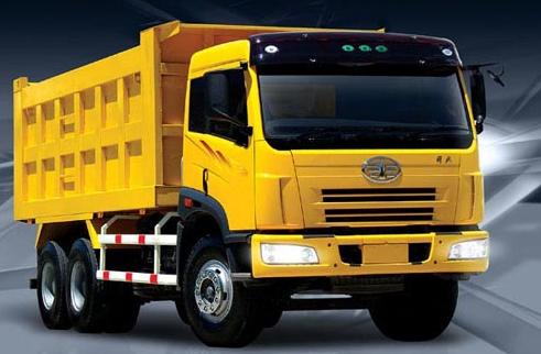 Tipper Truck (HN0412)
