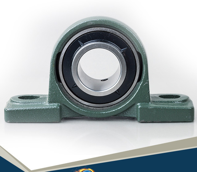 High performance pillow block bearing p210