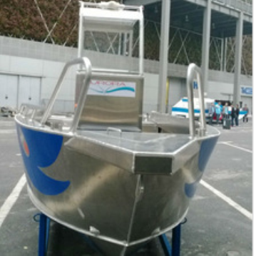 2014 hot sale 5 meter aluminum fishing boat