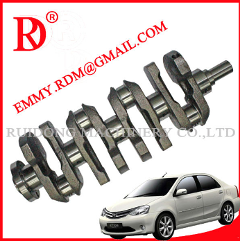 Toyota Auto Manufacturer Crank Shaft 4A13 Crankshafts