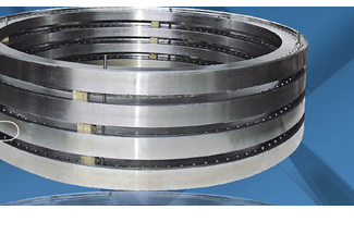 Wind Tower Flange with CE Certificate (DFN-210)