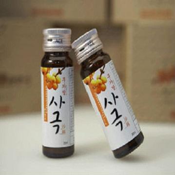 Beauty skin fruit juice